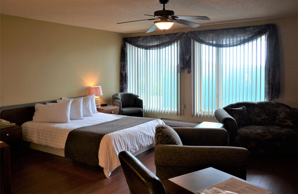 mini-suite Motel 4 Saisons, Forestville